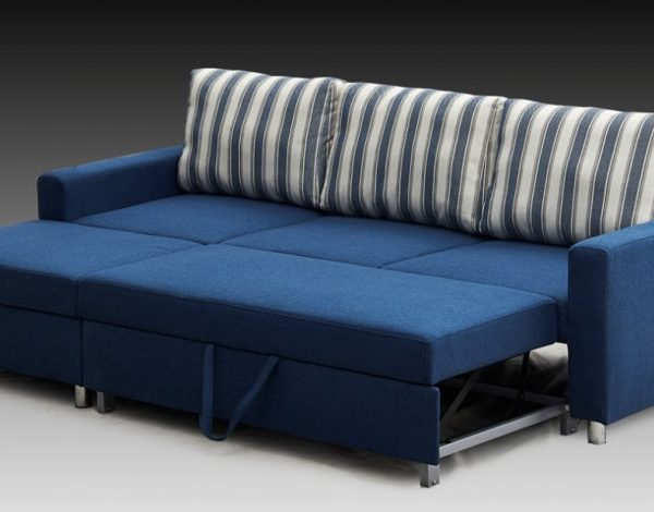 L shape sofa cum bed in pakistan