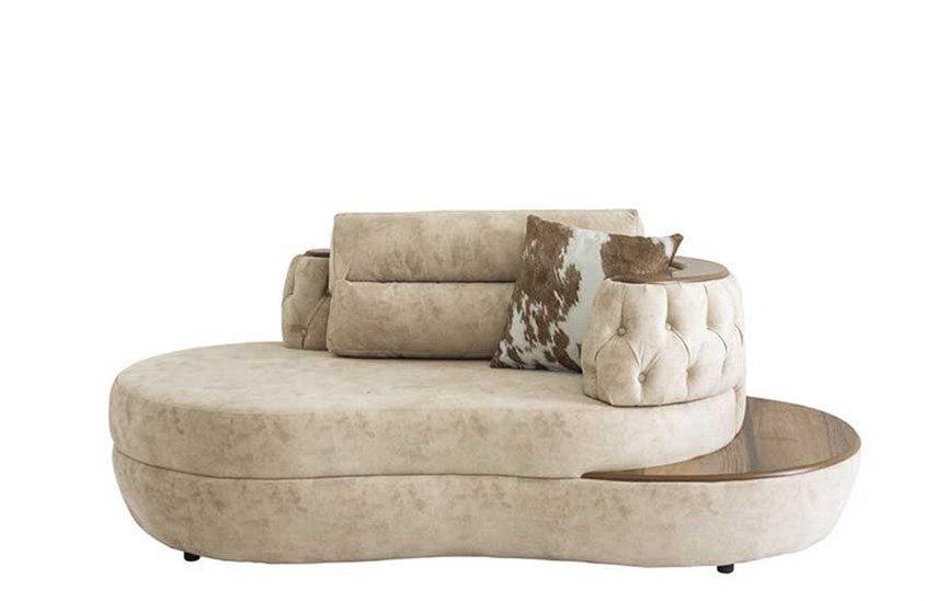 Aspir Koltuk Luxury Three Seater Sofa #TSS49